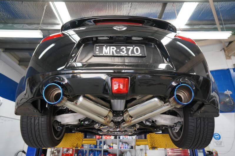 G37 Coupe For Sale >> Motordyne ShockWave E370 Exhaust - 370z / G37 | NextLevel Performance